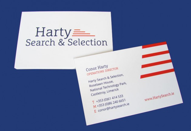 Harty Search & Selection – Branding