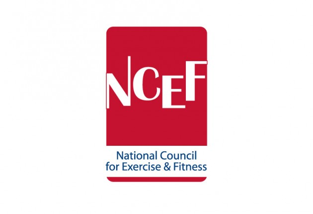 NCEF National Council for Exercise & Fitness, Accredited by the University of Limerick – Branding