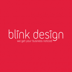 blink design rebrand and new website